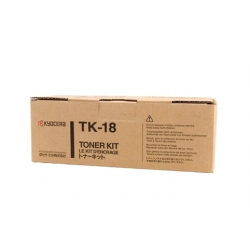 Kyocera FS-1020D / 1118MFP Toner Cartridge - 7,200 pages @ 5%