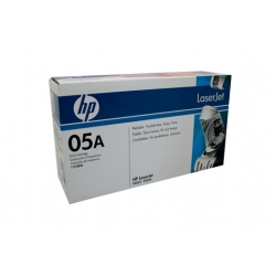 HP 05A Toner Cartridge - 2,300 pages