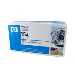 HP 15A Toner Cartridge - 2,500 pages
