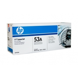 HP 53A Toner Cartridge - 3,000 pages
