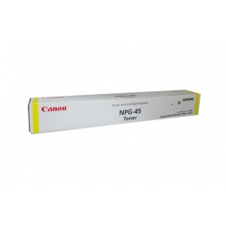 Canon (GPR-30) TG45 Yellow Copier Toner - 38,000 pages
