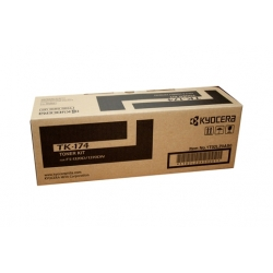 Kyocera TK-174 Black Toner Kit - 7,200 pages